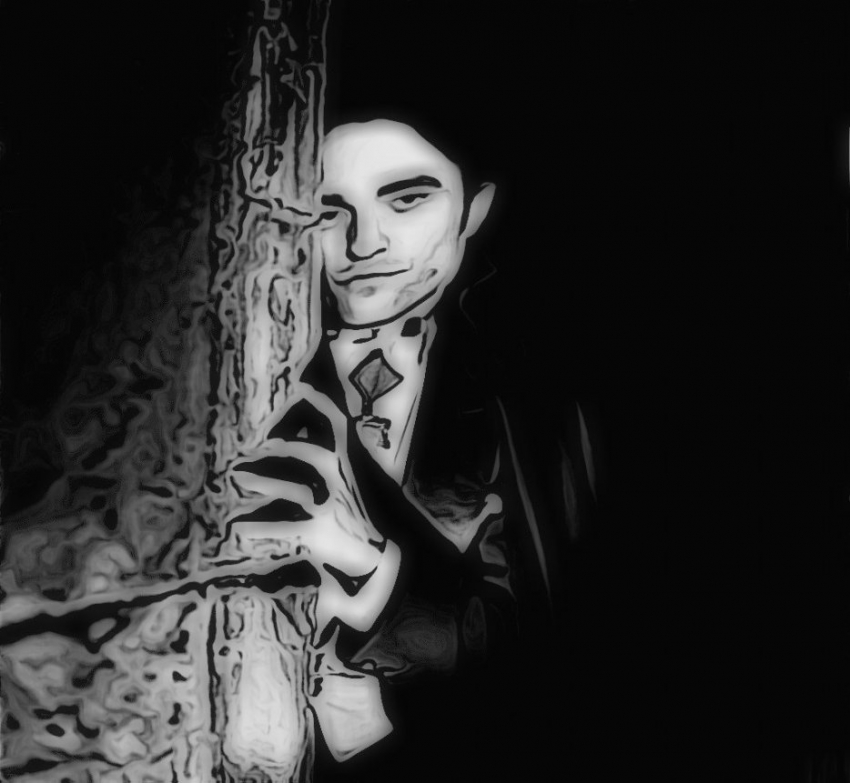 Robert Pattinson by gothicat